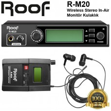 Roof R-M20 In Ear Monitör Kulaklık